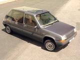 Pictures of Renault Super Van Cinq Concept by Heuliez 1985