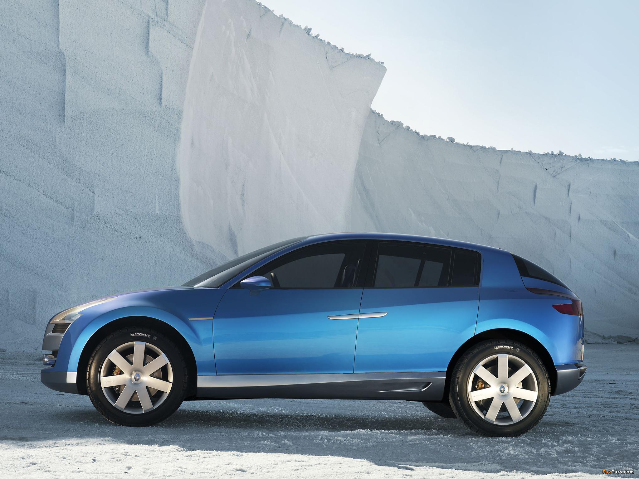 Pictures of Renault Egeus Concept 2005 (2048 x 1536)
