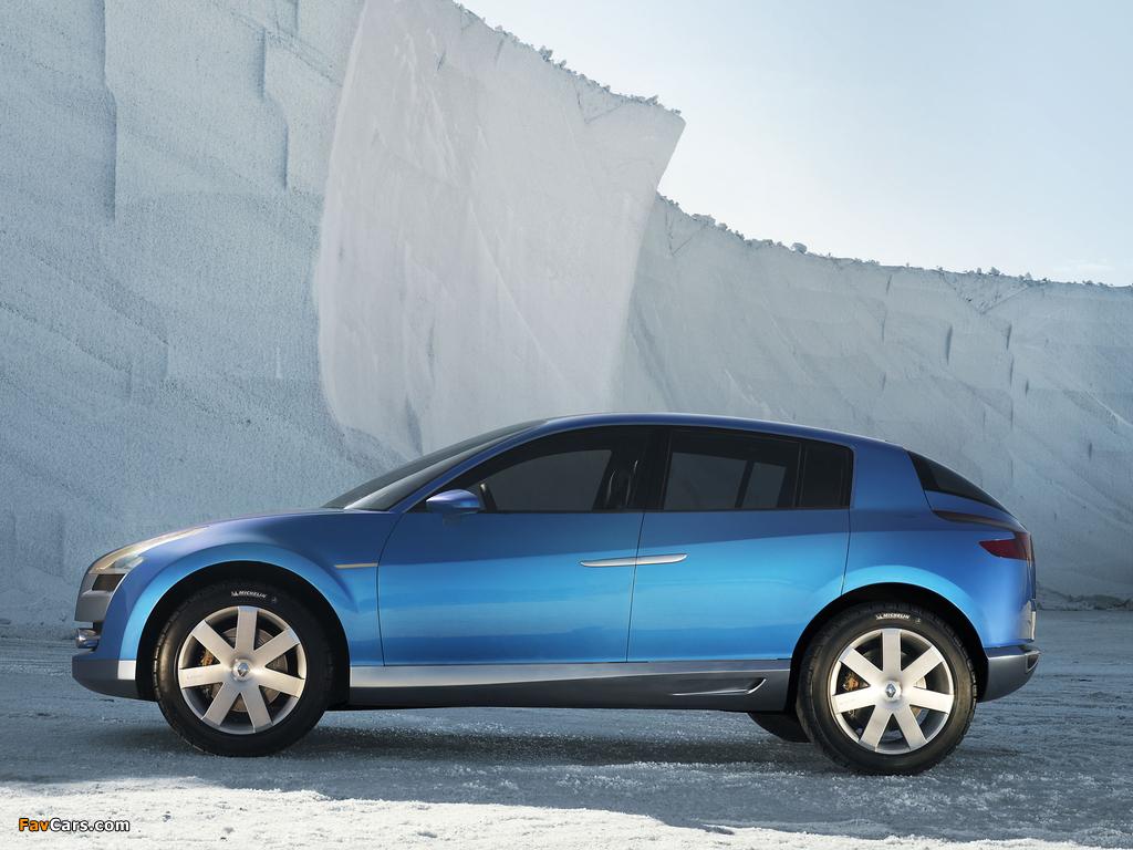 Pictures of Renault Egeus Concept 2005 (1024 x 768)
