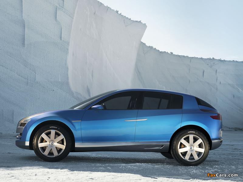 Pictures of Renault Egeus Concept 2005 (800 x 600)