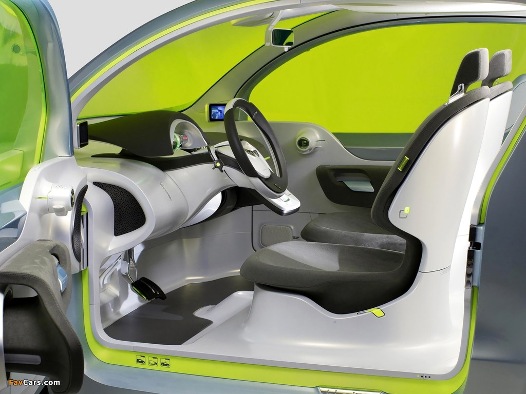 Pictures of Renault Z.E. Concept 2008 (1024 x 768)