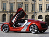Pictures of Renault DeZir Concept 2010