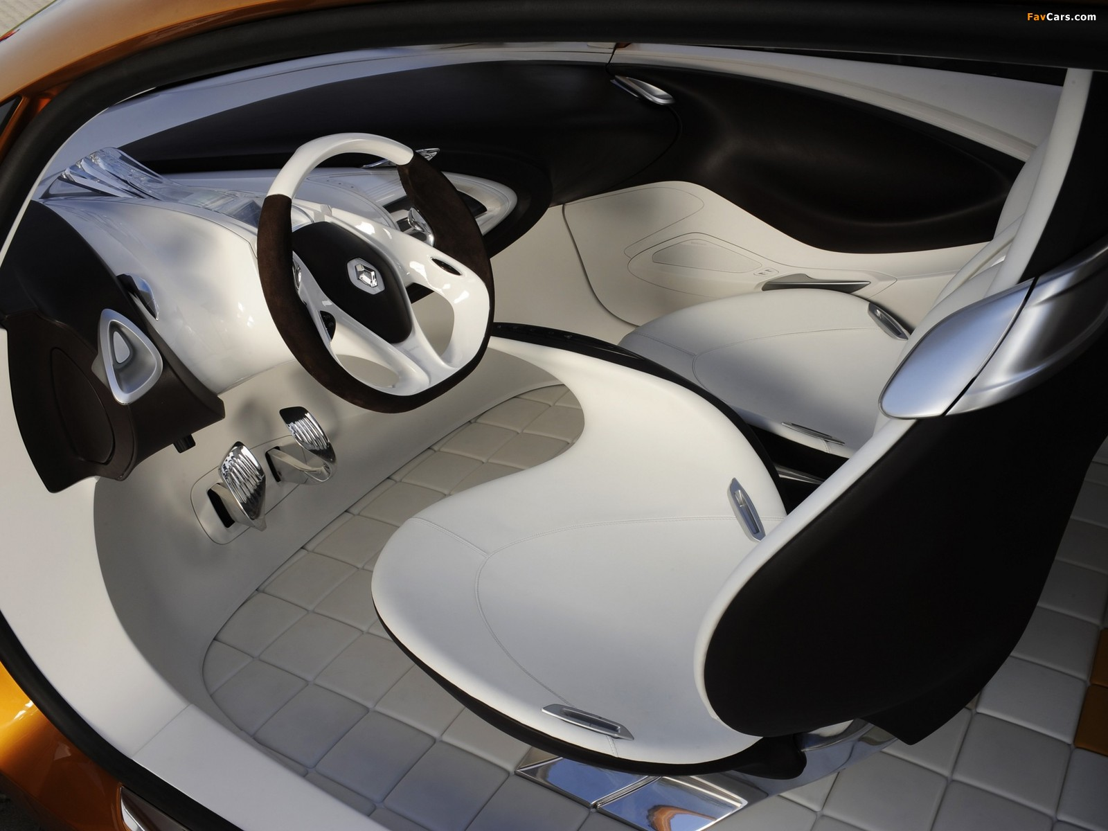 Pictures of Renault R-Space Concept 2011 (1600 x 1200)