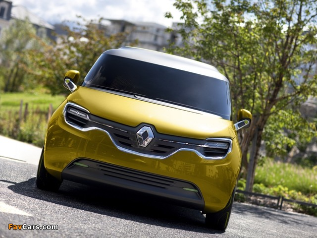 Pictures of Renault Frendzy Concept 2011 (640 x 480)