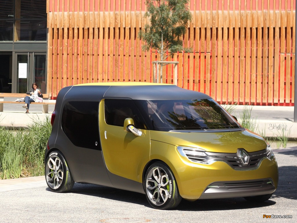Pictures of Renault Frendzy Concept 2011 (1024 x 768)