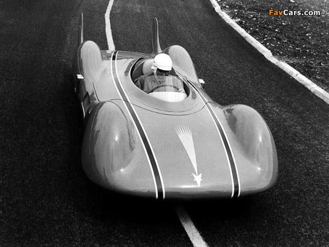 Renault Etoile Filante 1956 photos (640 x 480)