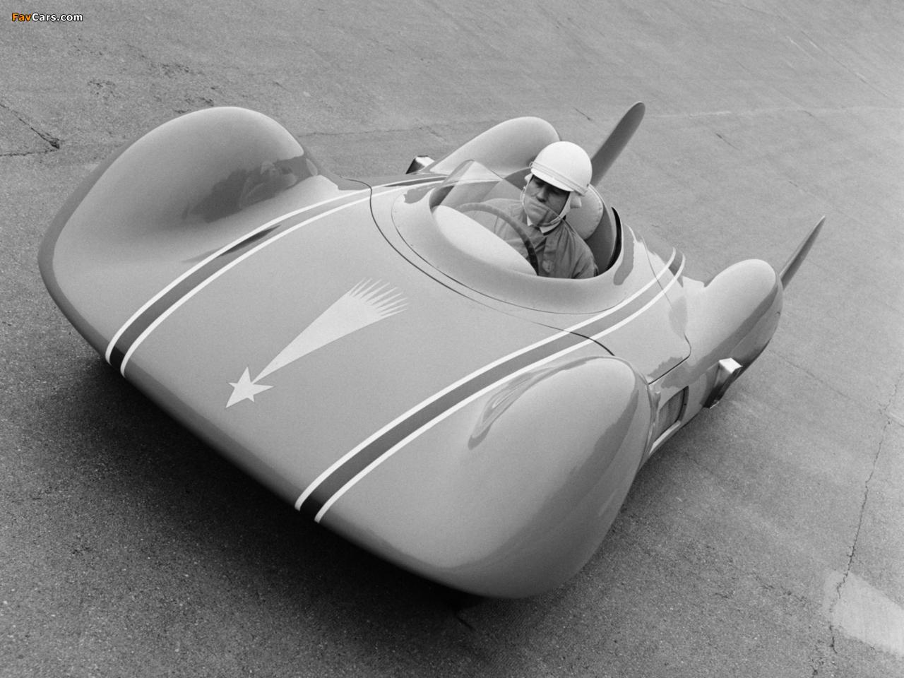 Renault Etoile Filante 1956 photos (1280 x 960)