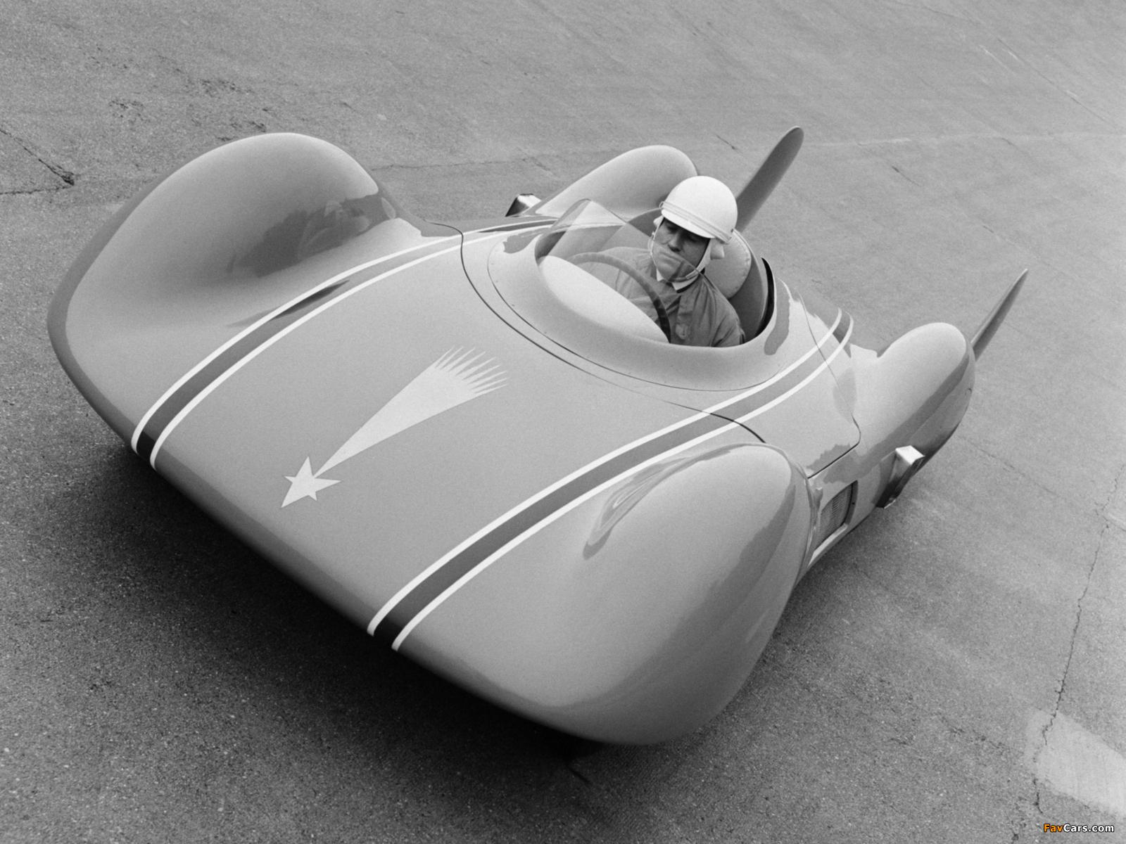 Renault Etoile Filante 1956 photos (1600 x 1200)