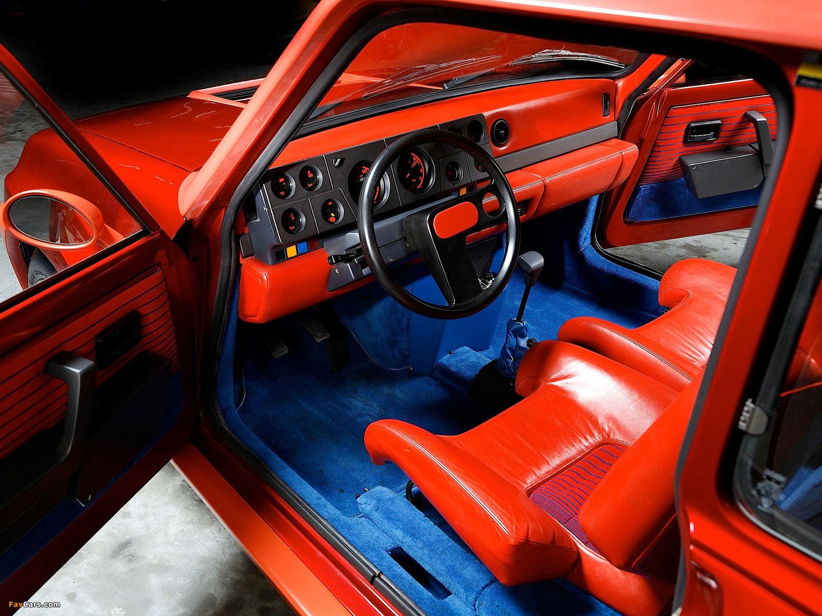 Renault 5 Turbo Prototype 1978 images (1600 x 1200)