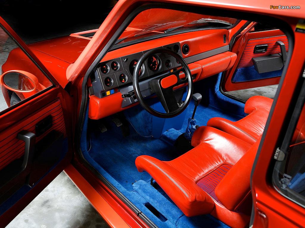 Renault 5 Turbo Prototype 1978 images (1024 x 768)