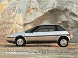 Renault Gabbiano Concept 1983 photos