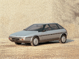 Renault Gabbiano Concept 1983 pictures