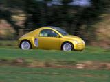 Renault Fiftie Concept 1996 pictures