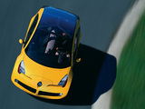 Renault Be Bop Sport Concept 2003 pictures