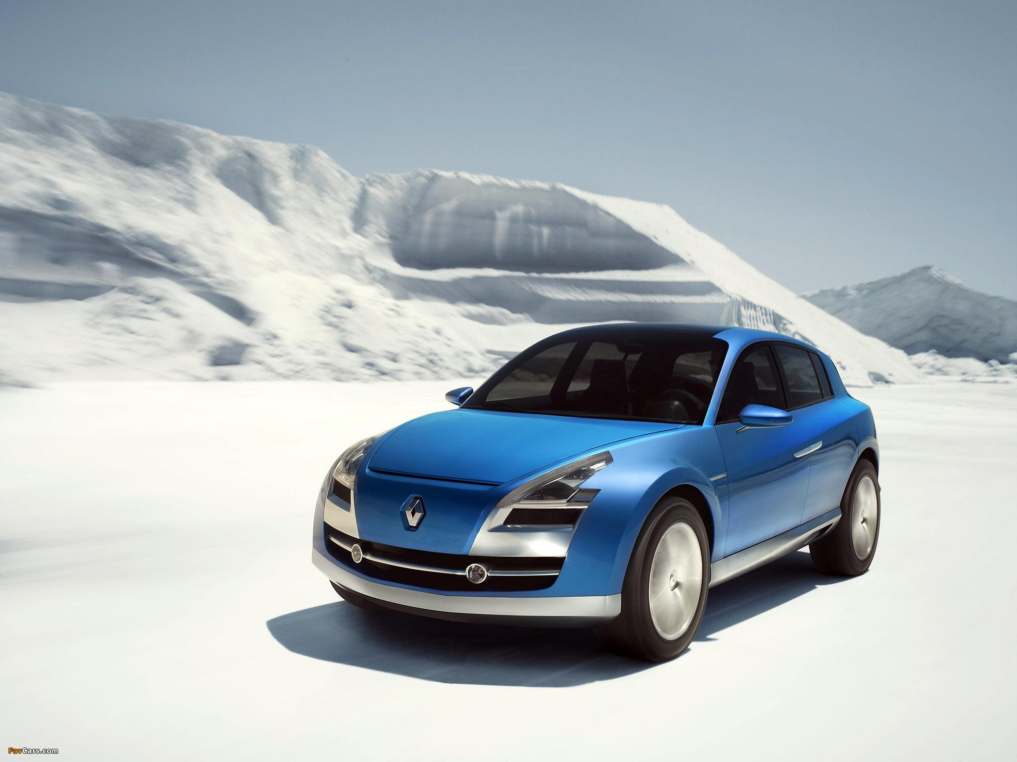 Renault Egeus Concept 2005 images (2048 x 1536)