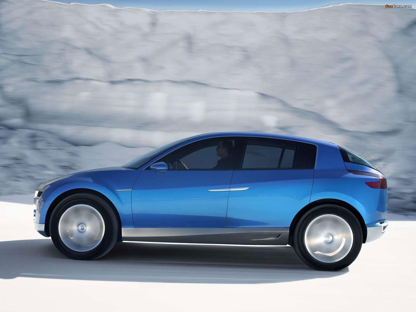 Renault Egeus Concept 2005 images (1600 x 1200)