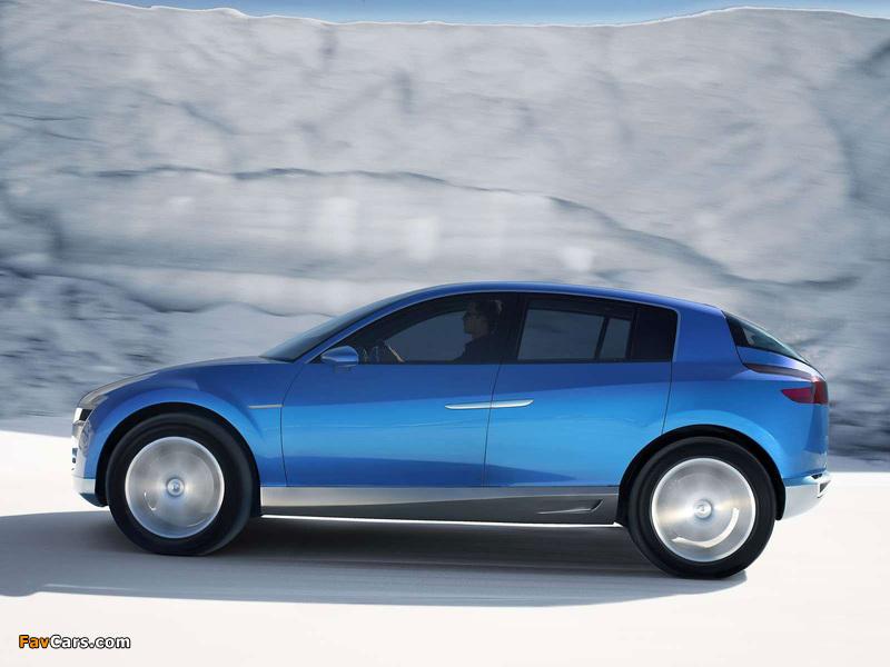 Renault Egeus Concept 2005 images (800 x 600)