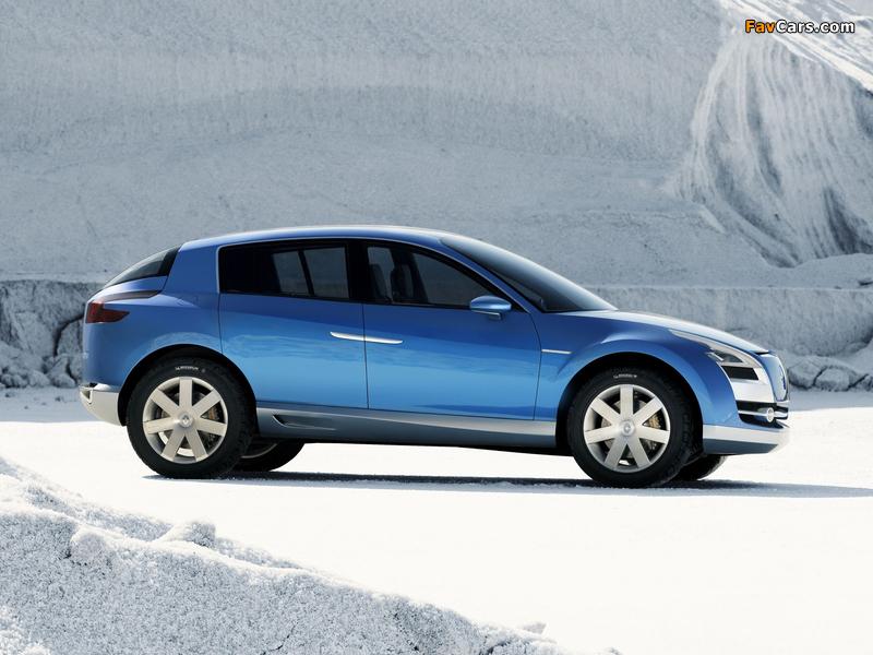 Renault Egeus Concept 2005 photos (800 x 600)