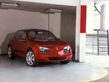 Renault Zoe Concept 2005 photos