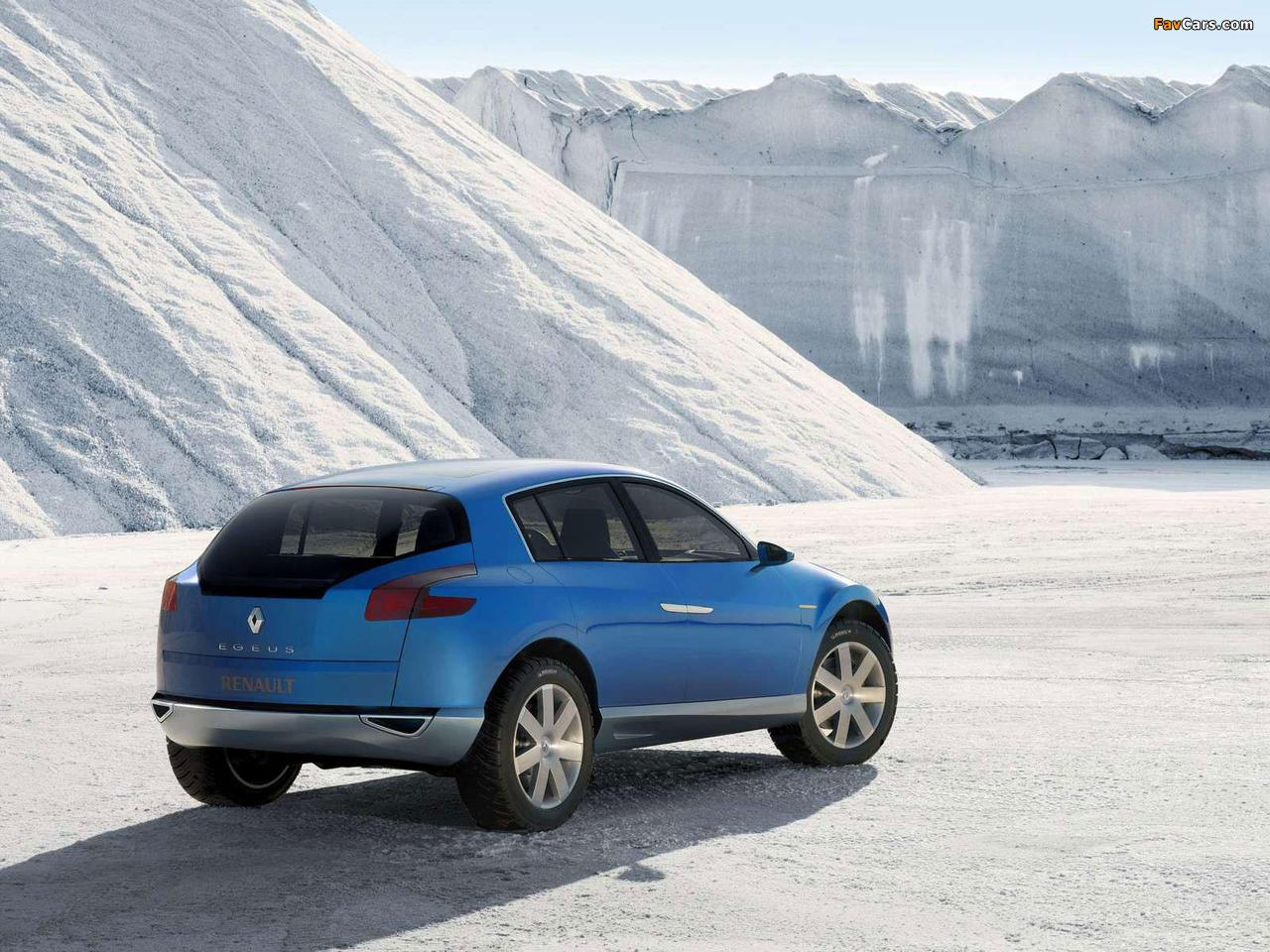 Renault Egeus Concept 2005 photos (1280 x 960)