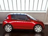 Renault Zoe Concept 2005 wallpapers