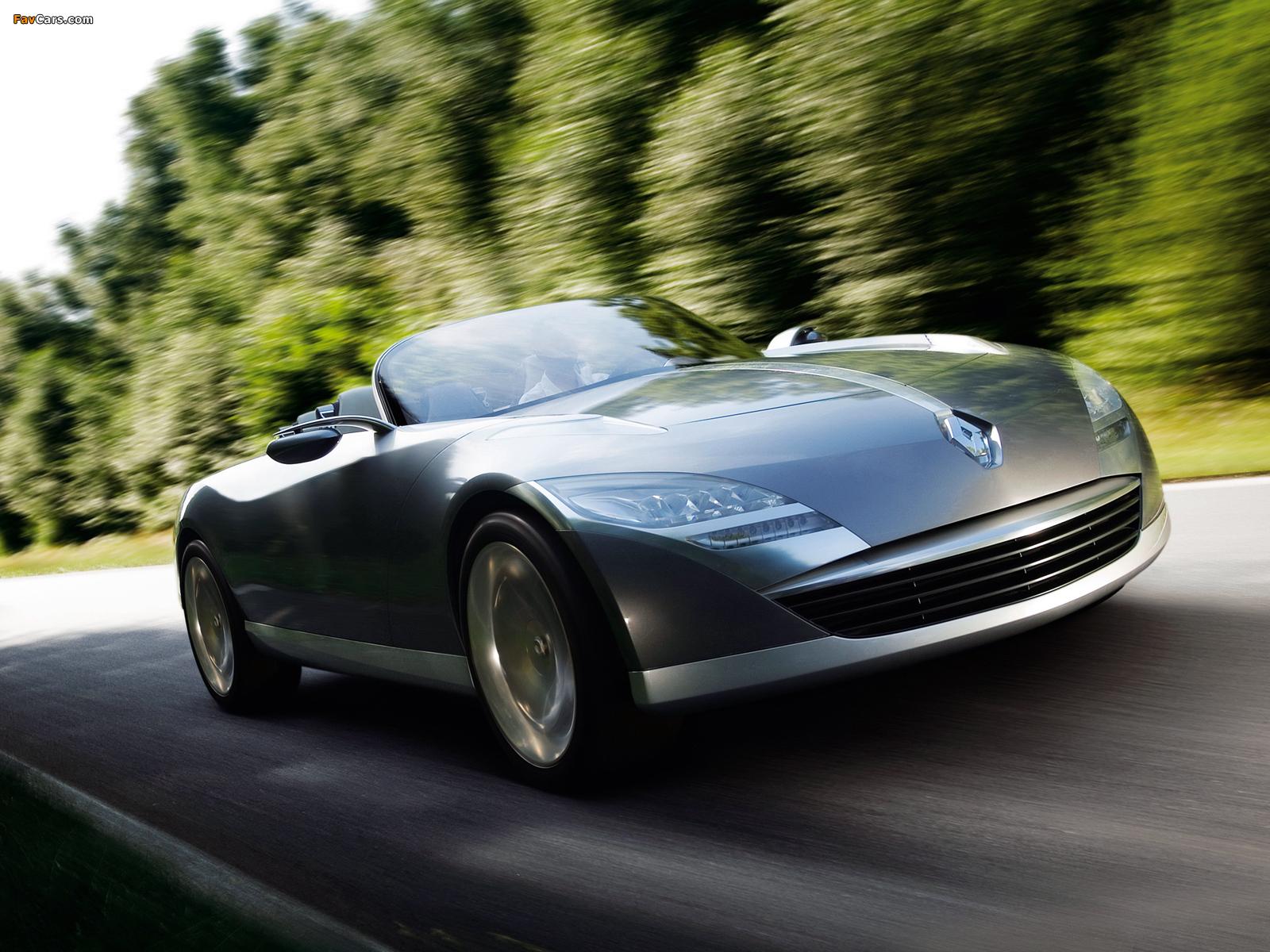 Renault Nepta Concept 2006 pictures (1600 x 1200)