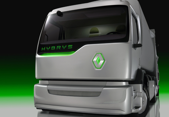 Renault Hybrys Concept 2007 Pictures