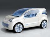 Renault Kangoo Z.E. Concept 2009 images