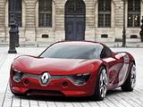 Renault DeZir Concept 2010 images