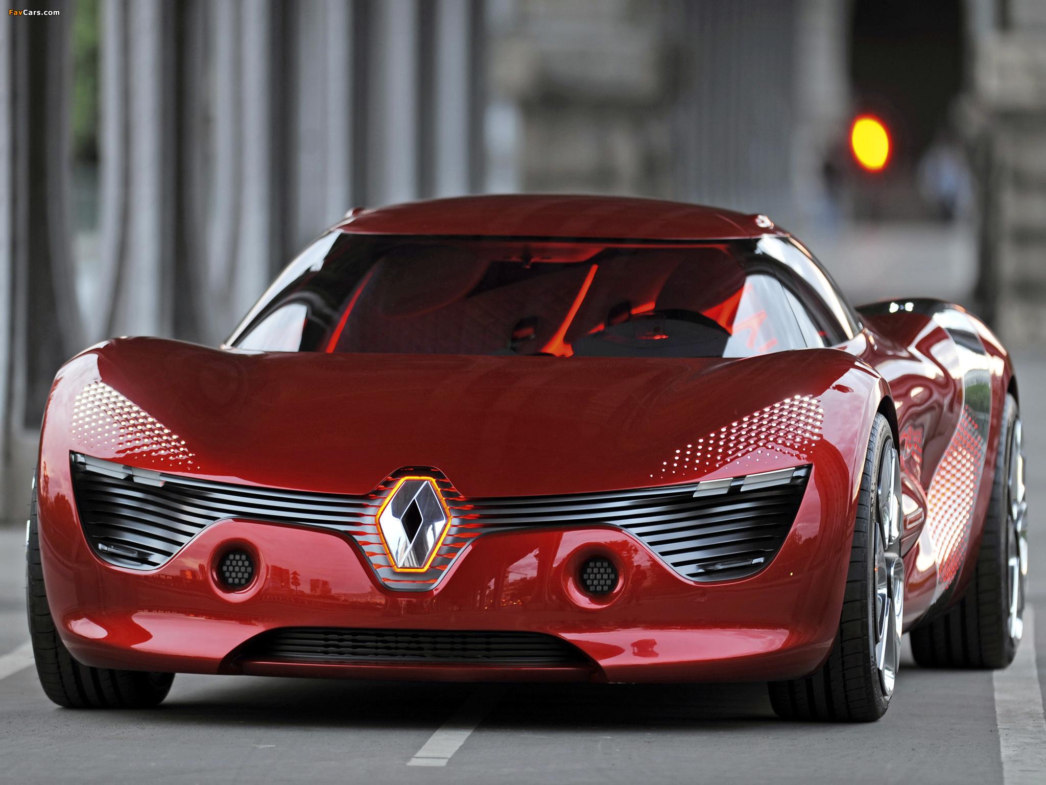 Renault DeZir Concept 2010 images (2048 x 1536)