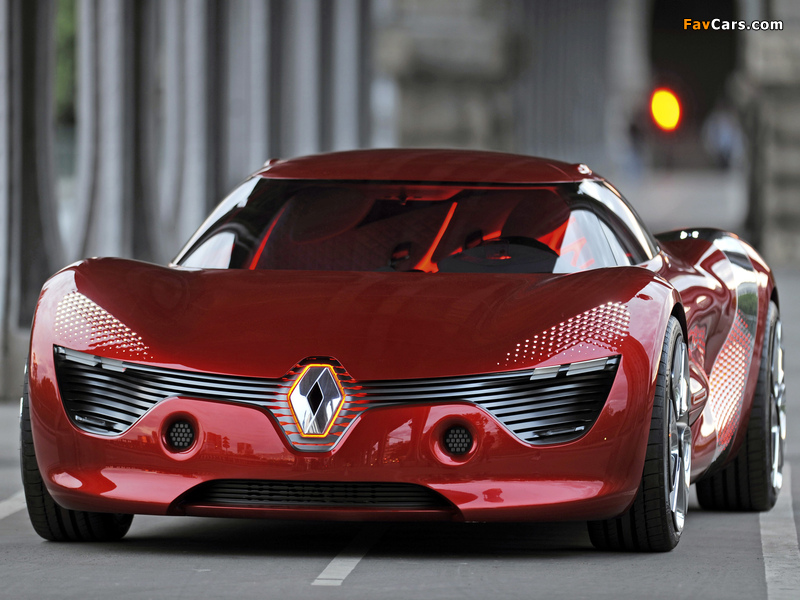 Renault DeZir Concept 2010 images (800 x 600)