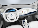 Renault Zoe Preview Concept 2010 photos