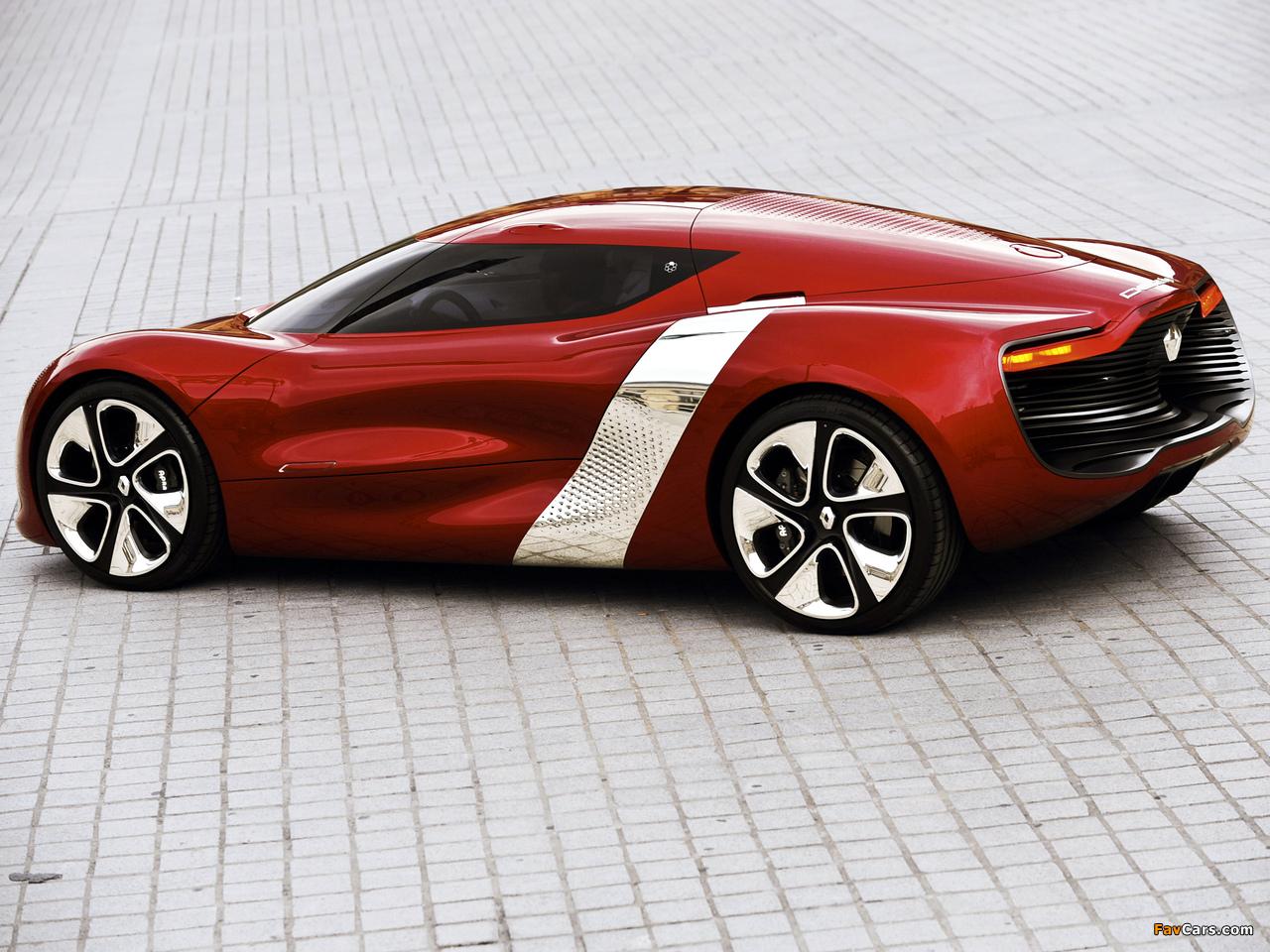 Renault DeZir Concept 2010 photos (1280 x 960)