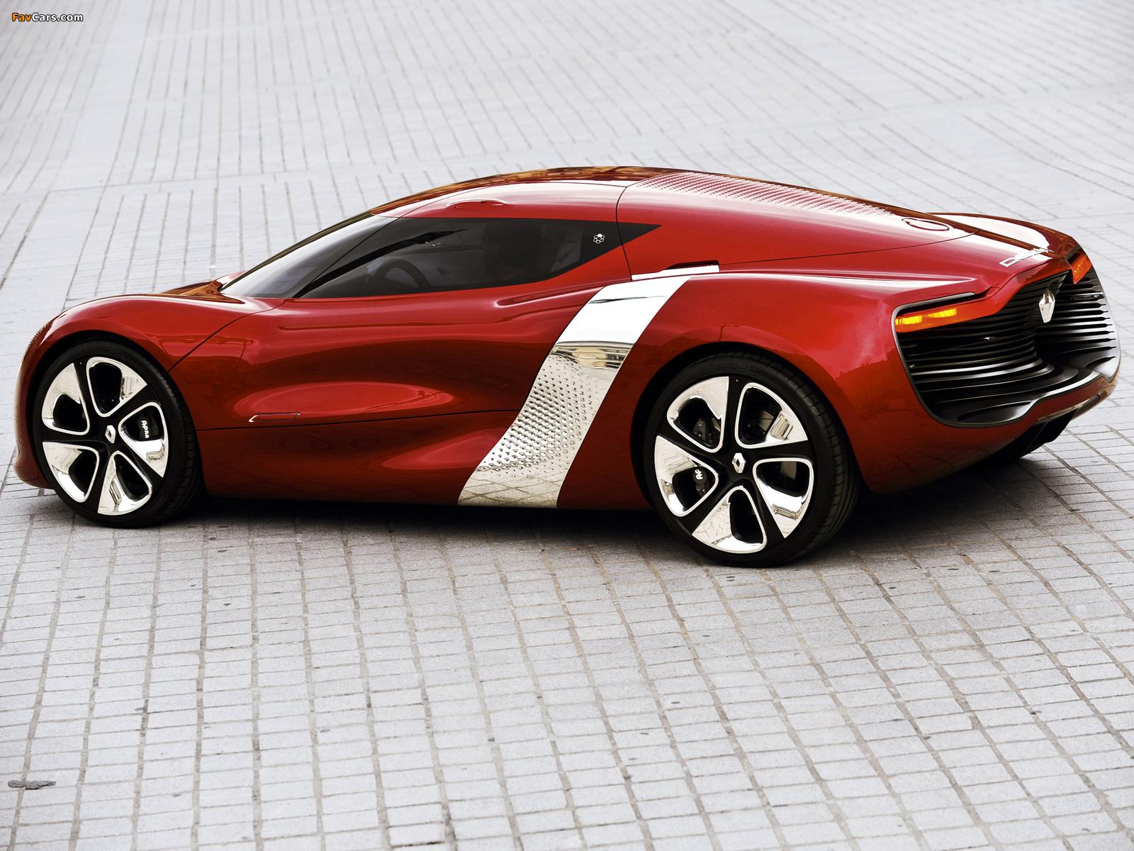 Renault DeZir Concept 2010 photos (1600 x 1200)
