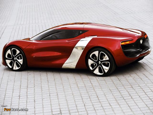 Renault DeZir Concept 2010 photos (640 x 480)