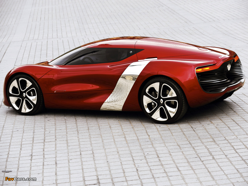 Renault DeZir Concept 2010 photos (800 x 600)