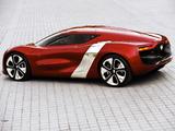 Renault DeZir Concept 2010 photos