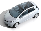 Renault Zoe Preview Concept 2010 pictures