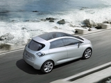 Renault Zoe Preview Concept 2010 wallpapers