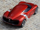Renault DeZir Concept 2010 wallpapers