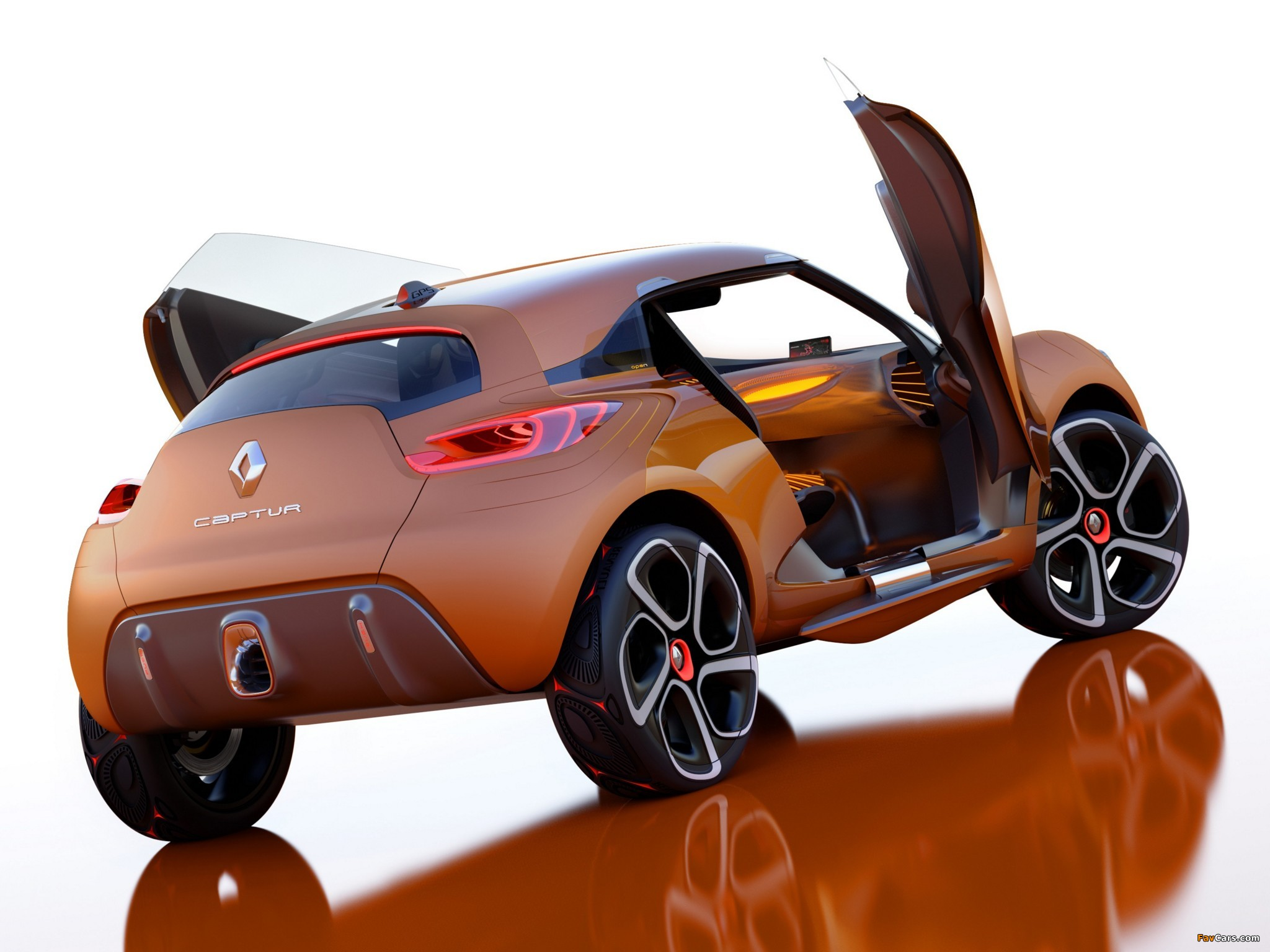 Renault Captur Concept 2011 images (2048 x 1536)