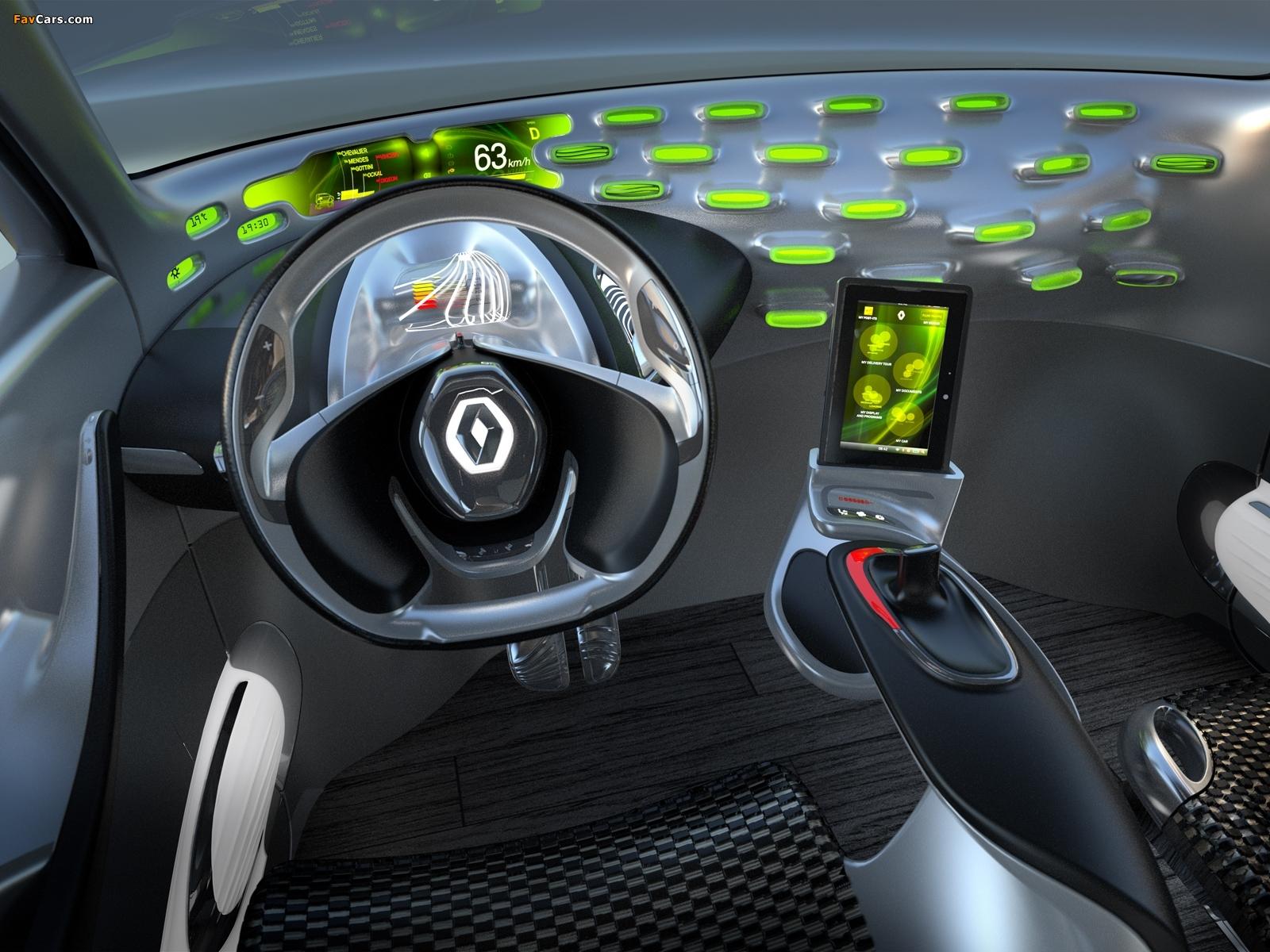 Renault Frendzy Concept 2011 photos (1600 x 1200)