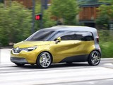 Renault Frendzy Concept 2011 photos