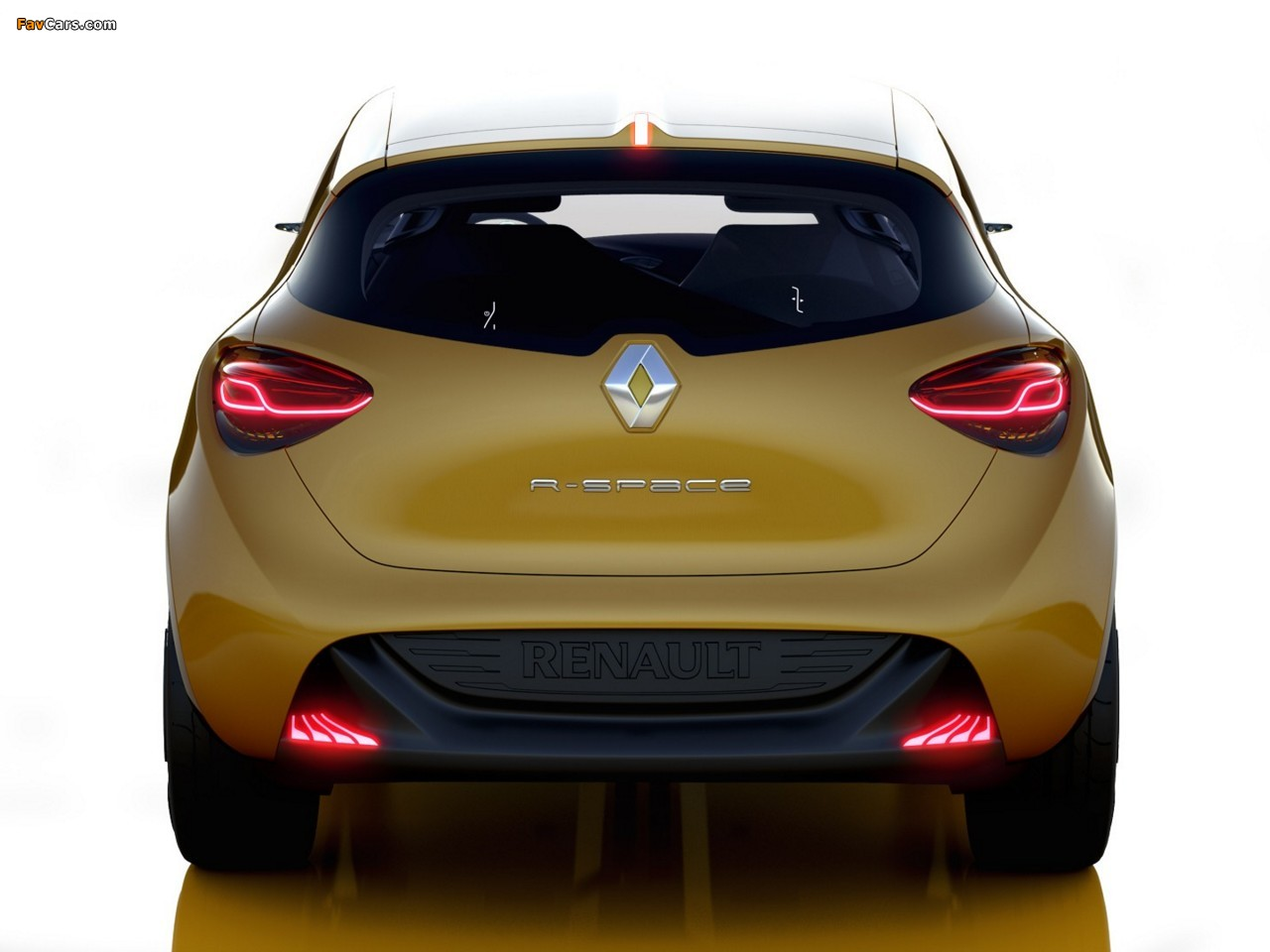 Renault R-Space Concept 2011 pictures (1280 x 960)