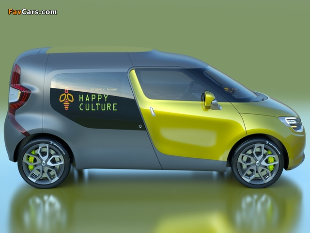 Renault Frendzy Concept 2011 pictures (640 x 480)