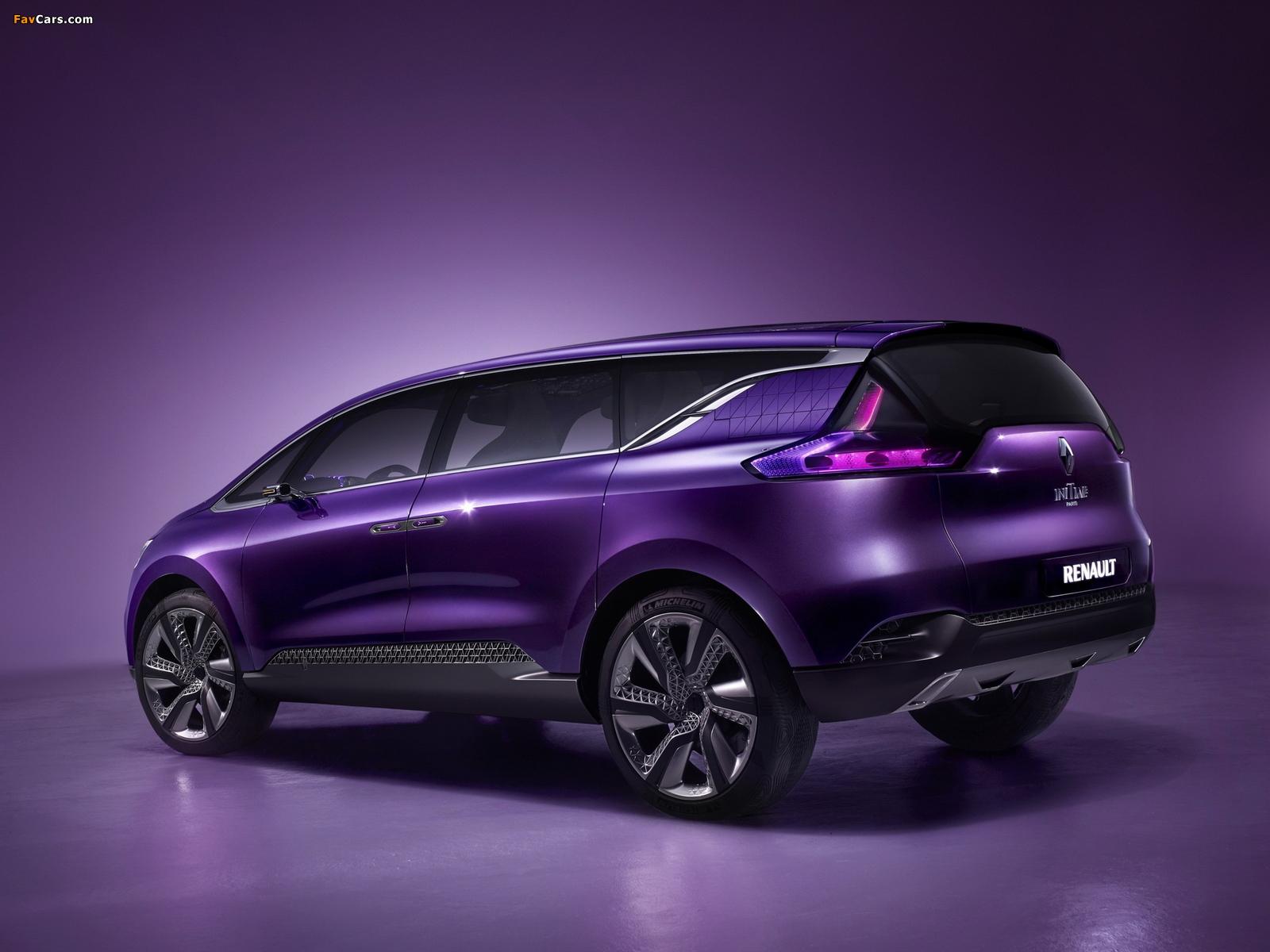 Renault Initiale Paris Concept 2013 pictures (1600 x 1200)