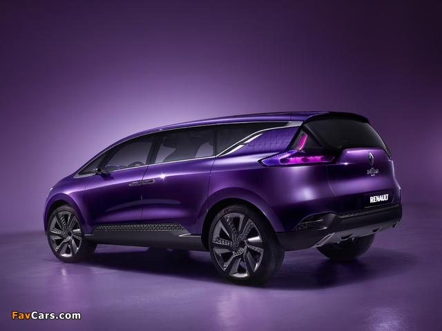 Renault Initiale Paris Concept 2013 pictures (640 x 480)