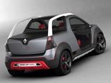 Renault Sandup Concept 2008 pictures