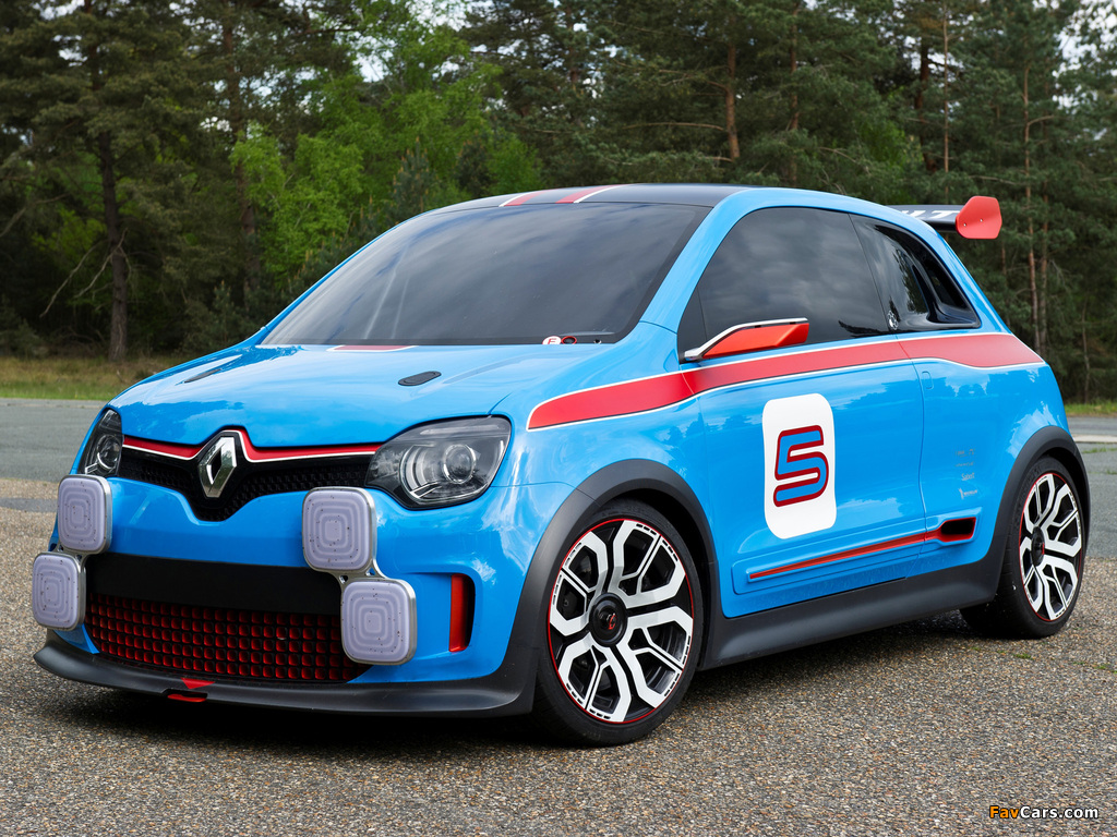 Renault TwinRun Concept 2013 wallpapers (1024 x 768)
