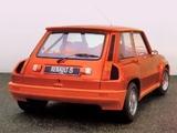 Renault 5 Turbo Prototype 1978 wallpapers